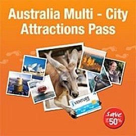 Australia Multi City Attractions Pass - 5 attractions