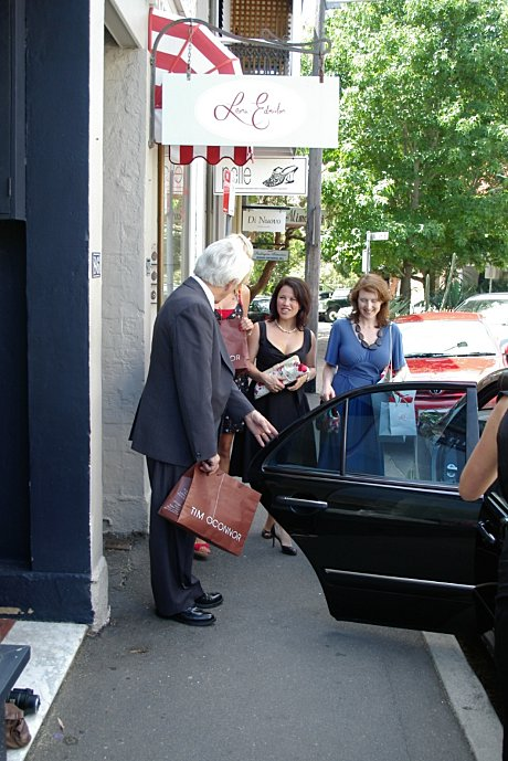 Chauffeured Shopping Experience for 2+ persons, $770